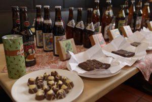 Für süße Leckermäuler - Bier & Schokolade