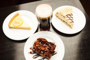 Verlockend süß, verführerisch fruchtig und verteufelt alkoholisch - Bier & Kuchen